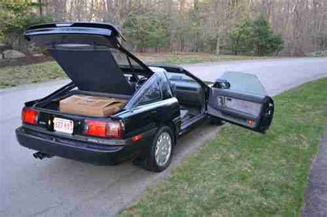 toyota supra mileage find used 1988 toyota supra turbo sport roof low mileage