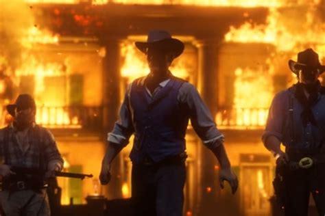 Lights Dead Redemption by Dead Redemption 2 Trailer Breakdown 14 Things You