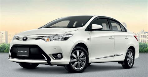 Toyota Vios Thailand Price 2013 Toyota Vios Launched In Thailand Details Image