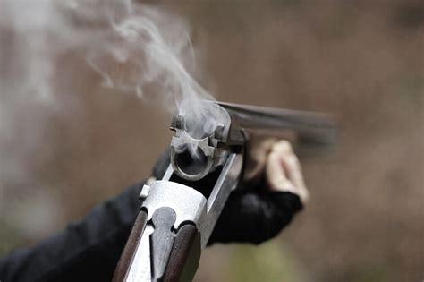 Sho Ayting skeet shooting trap shooting 5 stand ox ranch