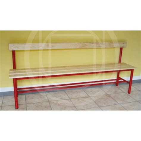 dressing room bench dressing room bench bench with backrest