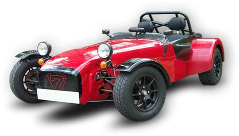 caterham build about me