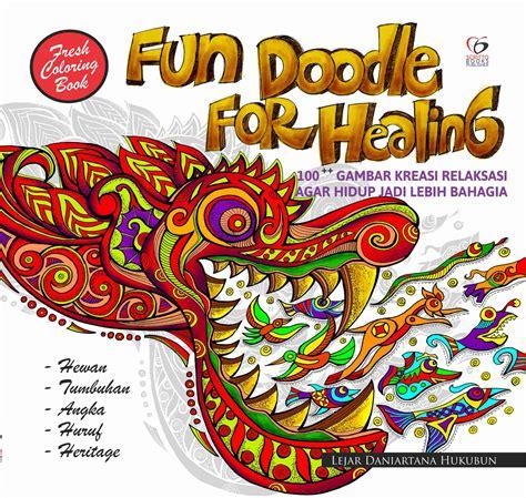 doodle tumbuhan jual doodle for healing 100 gambar kreasi relaksasi