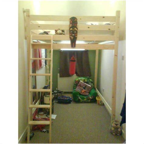 High Sleeper Loft Bed by King Size Loft Bed High Sleeper King Loft Beds And Beds