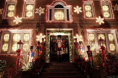 christmas lights that shine on house let it glow christmas lights shine across the world nbc