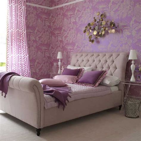 purple bedroom furniture interior design home decor furniture furnishings the home look may 2010