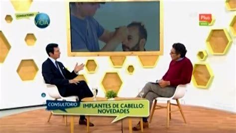 programa regenerador de cabello del dr blount nueva entrevista al dr velasco en el programa la buena