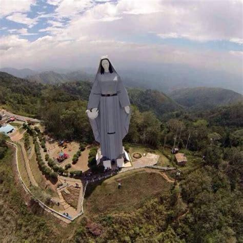 imagenes trujillo venezuela monumento la virgen de la paz trujillo venezuela