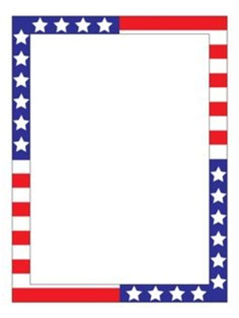 free printable patriotic lined paper 1000 images about print it on pinterest clip art