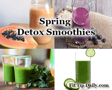 Buy Detox Smoothies by Cleanse Your System Detox Smoothies Fit Tip Daily