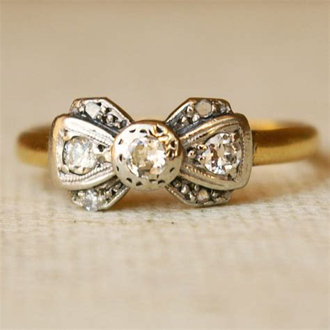 Antique Gold Engagement Rings   myideasbedroom.com