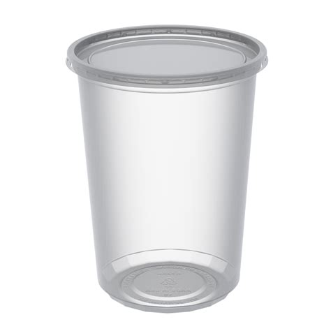 Cup With Lid microlite 174 32oz clear cup lid combo pack cd32cxl