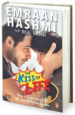 biography of movie hungama book review emraan hashmi and bilal siddiqi s the kiss
