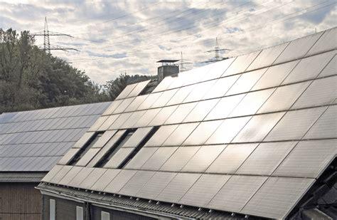 Tuiles Photovoltaique by Principe Et Atouts Des Tuiles Photovolta 239 Ques