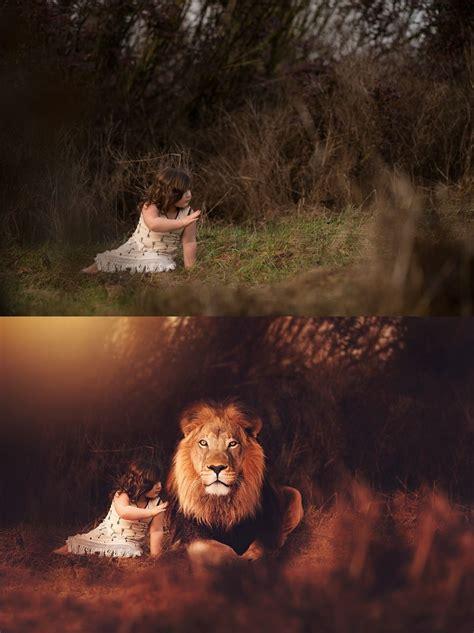 im  loving   lion composite release create fun
