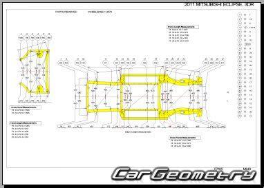 service manuals schematics 2012 mitsubishi eclipse security system контрольные размеры кузова mitsubishi eclipse gt 2006 2012 body repair manual
