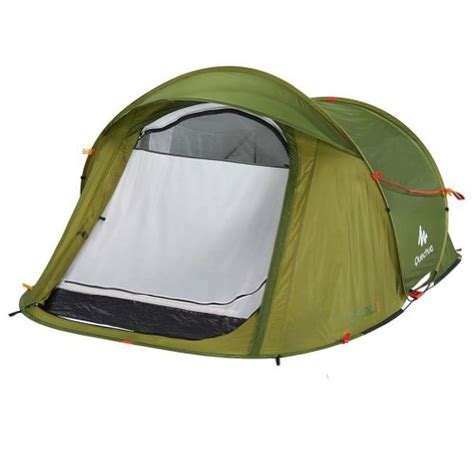 2 Bedroom Pop Up Tent by Decathlon 2 Seconds Pop Up Easy To Carry Tent 2 Person