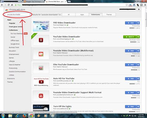 chrome jadi lemot cara download video youtube di google chrome