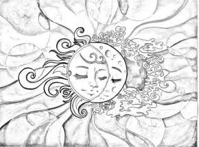 moon coloring pages for adults 346 best images about coloring on dovers