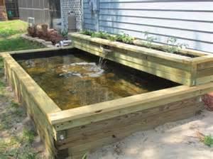 Raised Garden Pond Ideas Diy Water Garden Ideas 54 Pond Garden Ideas And Design Inspiration Diy Craft Ideas Gardening