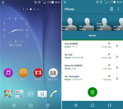 themes download s6 try xperia lollipop watermelon flat lollipop s6 theme