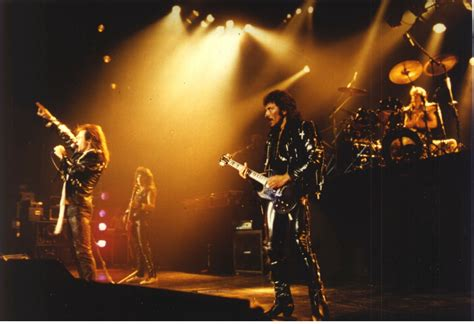 black sabbath born again tour madrid 83 ian misc pics the official tony iommi website