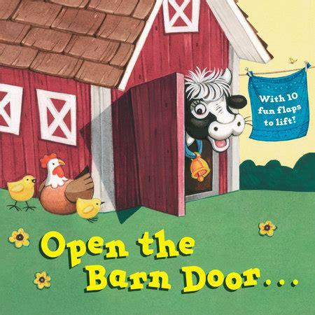 Open The Barn Door By Christopher Santoro Open The Barn Door