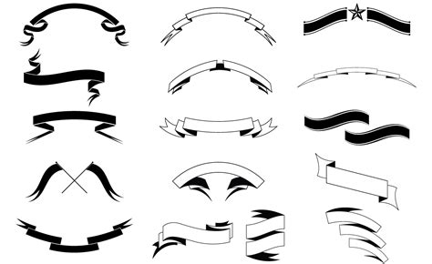 illustrator banner templates complete adobe illustrator vector set 3