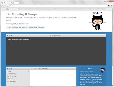 tutorial secara definitif adalah tutorial belajar git secara interaktif jurnal web indonesia