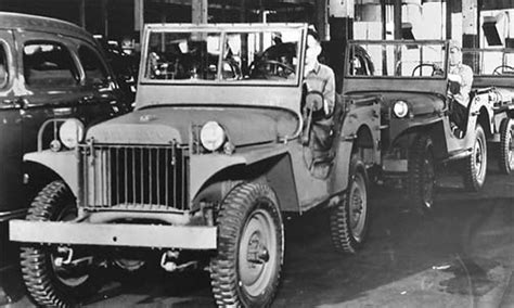 jeep factory willys ma prototype jeep