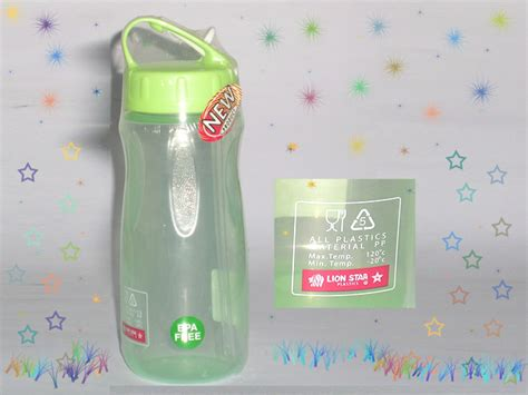 Botol Air Tempat Minum The Water Jor 650 Ml Botol Minum Bpa Free