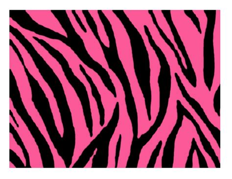 printable zebra print template free coloring pages of zebra pattern