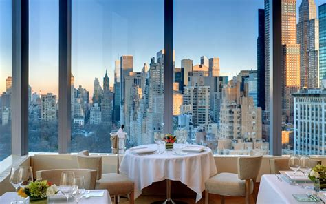 best manhattan restaurants world s most amazing restaurants with a view travel