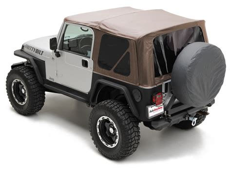 Jeep Replacement Tops Smittybilt Replacement Jeep Soft Tops Reviews Read