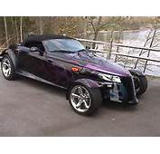 Picture Of 2001 Plymouth Prowler 2 Dr STD Convertible Exterior
