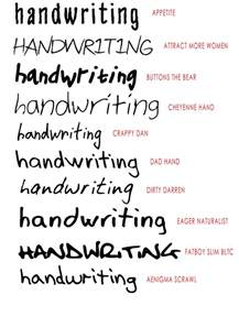 Great Essay Fonts by Design Context Handwriting Fonts