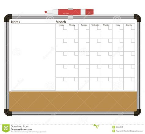 Booth Time Mba Academic Calendar by Information Booth With Calendar Royalty Free Stock