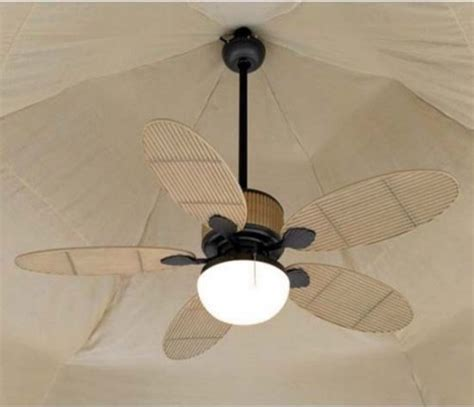 Deco Ceiling Fans by E Z Up Deco Ceiling Fan Kit Tropical Ceiling Fans By