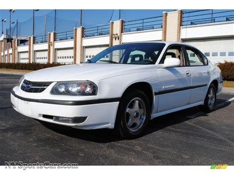 Brightest Ls by 2000 Chevrolet Impala Ls In Bright White Photo 7 253400