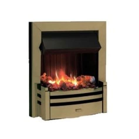Myst Fireplace Code by Dimplex Opti Myst Electric Antique Brass