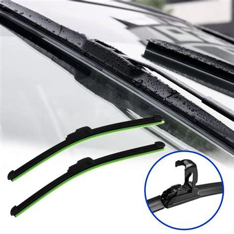 Wiper Bosch 17 Aerofit Frameless 14 inch car frameless bracketless rubber windshield windscreen wiper blade ebay