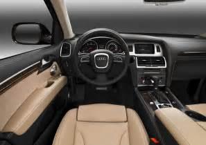 Audi Interiors 187 2011 Audi Q7 Interior Best Cars News