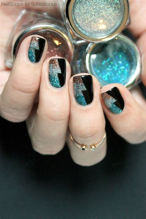 45 easy new years eve nails designs and ideas 2016 page best 25 new years eve nails ideas on pinterest china