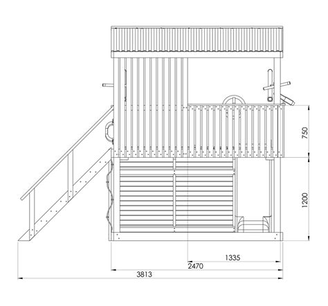diy cubby house plans adventure pak cubby house australian made wooden