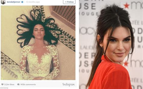 Kendall Jenner Detox Tea Brand by Kendall Jenner Chiude Il Profilo Instagram 200 In Social