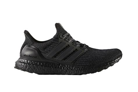 Adidas Ultraboost 30 Black 1 adidas ultraboost 3 0 to release in quot black quot