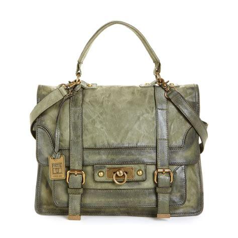 Furla Cameron frye cameron satchel in green moss lyst