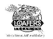 loafers bread co loafers logo logos database