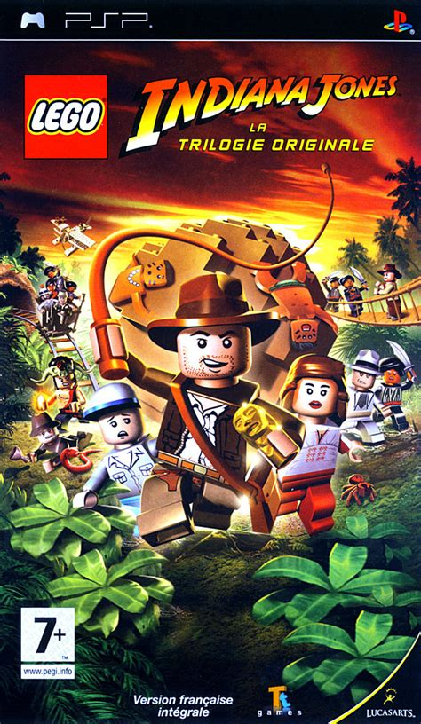 tutorial lego indiana jones 2 psp lego indiana jones la trilogie originale sur playstation