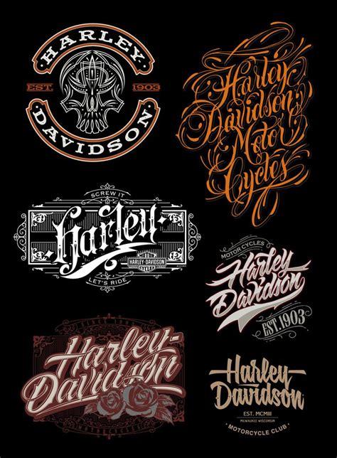 design font harley davidson 33 best images about tank logos on pinterest harley